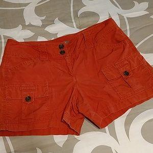 Ann taylor casual shorts size 4